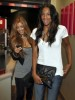 kim kardashian picturer with Ciara on August 29th 2009 4