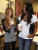 kim kardashian picturer with Ciara on August 29th 2009 5
