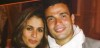 Amr Diab photo with his wife zaina 1