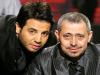Nishan Deirharoutinian with George Wassouf