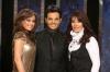 Nishan Deirharoutinian with Somaya Khashab and Hind Sabri
