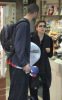 Eva Longoria and her husband Tony Parker pictures Gdansk in Poland during their trip to Poland on September 8th 2009 3