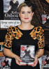 Kelly Osbourne picture at the signing gathering of her new book Fierce at Eason on September 11th 2009 1