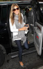 Alessandra Ambrosio candids in New York City on September 12th 2009 2