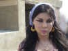 Haifa Wehbe photo on the filming set of the the latest Egyptian film Dokkan Shehata 4