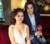 Dima Qandalaft TV talk show interview 1
