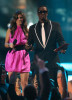 Jamie Lynn Sigler and Sean Diddy Combs at the 2009 MTV Video Music Awards at Radio City Music Hall on September 13, 2009 in New York City