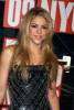 Shakira arrives at the 2009 MTV Video Music Awards at Radio City Music Hall on September 13, 2009 in New York City