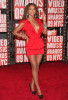 Beyonce poses in the pressroom during the 2009 MTV Video Music Awards at Radio City Music Hall on September 13th 2009 in New York City