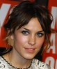 Alexa Chung arrives at the 2009 MTV Video Music Awards at Radio City Music Hall on September 13th 2009 in New York City