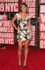 Lauren Conrad arrives at the 2009 MTV Video Music Awards at Radio City Music Hall on September 13th 2009 in New York City