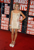 Stephanie Pratt arrives at the 2009 MTV Video Music Awards at Radio City Music Hall on September 13th 2009 in New York City
