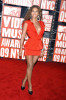Beyonce arrives at the 2009 MTV Video Music Awards at Radio City Music Hall on September 13th 2009 in New York City