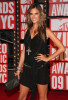 Alessandra Ambrosio arrives at the 2009 MTV Video Music Awards at Radio City Music Hall on September 13th 2009 in New York City