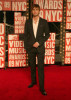 Chase Crawford arrives at the 2009 MTV Video Music Awards at Radio City Music Hall on September 13th 2009 in New York City
