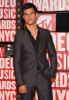 Taylor Lautner arrives at the 2009 MTV Video Music Awards at Radio City Music Hall on September 13th 2009 in New York City