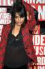 Fefe Dobson arrives at the 2009 MTV Video Music Awards at Radio City Music Hall on September 13th 2009 in New York City