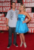 Jim DeChamp and Jolene Van Vugt arrive at the 2009 MTV Video Music Awards at Radio City Music Hall on September 13th 2009 in New York City