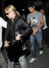Madonna and Jesus Luz spotted together out for dinner at Nellos restaurant on Madison Avenue in New York on September 15th 2009 3