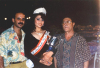 Haifa Wahbi old picture as miss lebanon