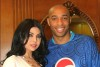 Haifa Wahbi photo with famous football athlete Thierry Henry 2