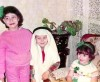 Salma Ghazali personal photos as a little girl with her sister Reem Ghzali