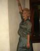 Salma Ghazali personal photos at her house