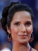 Padma Lakshmi arrives at the 61st Primetime Emmy Awards held at the Nokia Theatre on September 20th 2009 in Los Angeles