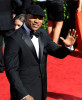 LL Cool J arrives at the 61st Primetime Emmy Awards held at the Nokia Theatre on September 20th 2009 in Los Angeles