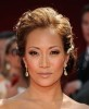 Carrie Ann Inaba arrives at the 61st Primetime Emmy Awards held at the Nokia Theatre on September 20th 2009 in Los Angeles