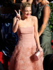 Drew Barrymore arrives at the 61st Primetime Emmy Awards held at the Nokia Theatre on September 20th 2009 in Los Angeles