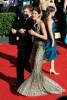 Jennifer Carpenter and husband actor Michael C. Hall arrive at the 61st Primetime Emmy Awards