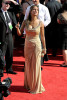 Eva la Rue arrives at the 61st Primetime Emmy Awards held at the Nokia Theatre on September 20th 2009 in Los Angeles