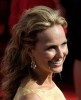 Melora Hardin arrives at the 61st Primetime Emmy Awards held at the Nokia Theatre on September 20th 2009 in Los Angeles