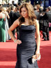 Alyson Hannigan arrives at the 61st Primetime Emmy Awards held at the Nokia Theatre on September 20th 2009 in Los Angeles