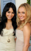 Vanessa Hudgens and Hayden Panettiere picture at VH1 Save The Music Foundation Neutrogena Fresh Faces Music Benefit at Jim Henson Studios on September 26th in Hollywood 6