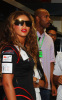 Beyonce Knowles at the Singapore Auto Racing F1 GP event on September 26th 2009 5