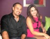 Arab Celebrities photo of lebanese singer Pascal Meshalani with Bashar Qaisi