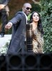 Kobe Bryant and wife Vanessa Cornejo Urbieta Laine attends the wedding of Khloe Kardashian and Lamar Odom in Los Angeles  California 6