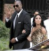Kobe Bryant and wife Vanessa Cornejo Urbieta Laine attends the wedding of Khloe Kardashian and Lamar Odom in Los Angeles  California 7