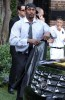 Ron Artest attends the wedding of Khloe Kardashian and Lamar Odom in Los Angeles California 2