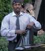 Ron Artest attends the wedding of Khloe Kardashian and Lamar Odom in Los Angeles California 1