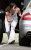 Katharine McPhee spotted out at the gym in West Hollywood for a workout on October 30th 2009 4
