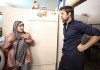 picture of Brad Bitt during his visit with his wife to Syria to check on Iraqi refugees on October 2nd 2009