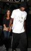 Khloe Kardashian and her husband Lamar Odom were spotted arriving for dinner at Mr Chow restaurant in California on October 1st 2009 1