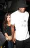 Khloe Kardashian and her husband Lamar Odom were spotted arriving for dinner at Mr Chow restaurant in California on October 1st 2009 2