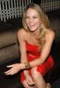 Jennifer Morrison attends the Lavo Nightclub Anniversary Party in Las Vegas on October 2nd 2009 3