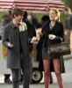 Blake Lively and Chace Crawford spotted on the filming set of Gossip Girls eating ice cream in Central Park in Midtown Manhattan on October 5th 2009 5
