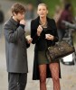 Blake Lively and Chace Crawford spotted on the filming set of Gossip Girls eating ice cream in Central Park in Midtown Manhattan on October 5th 2009 4