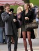 Blake Lively and Chace Crawford spotted on the filming set of Gossip Girls eating ice cream in Central Park in Midtown Manhattan on October 5th 2009 1